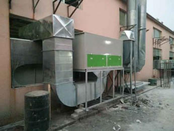 家具厂废气治理