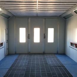 环保烤漆房
